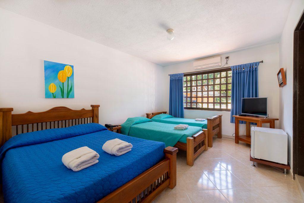 Hotel Villa Camila Habitación Family
